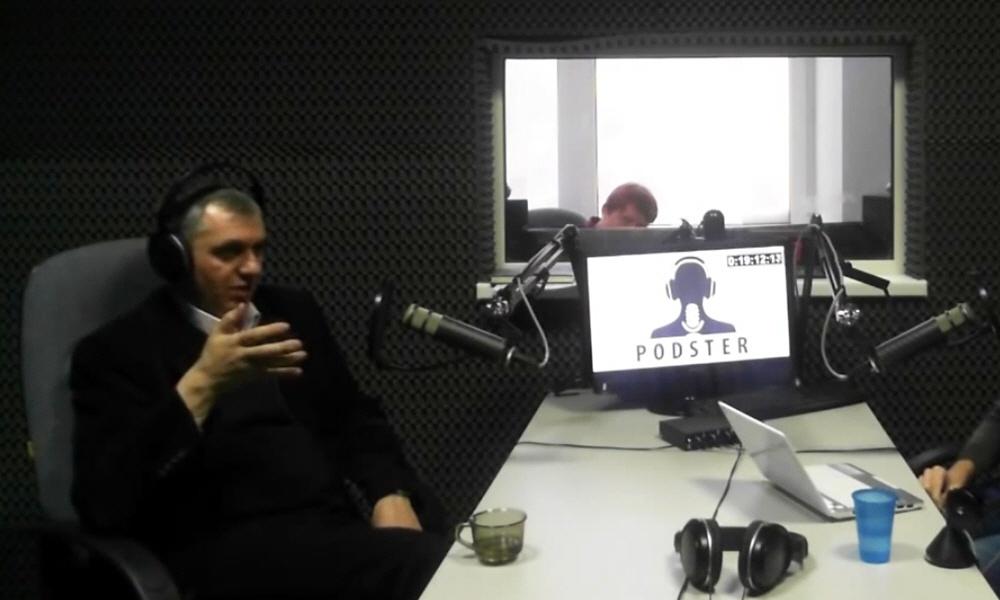 Андрей Мозолин - председатель правления Центра Аналитик