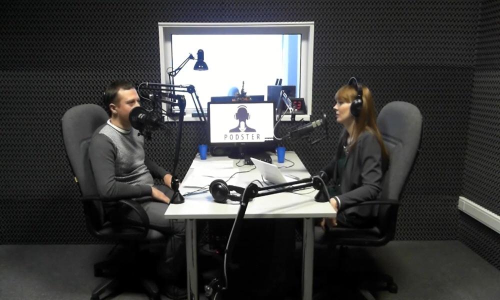 Кирилл Остапенко в передаче Black&White