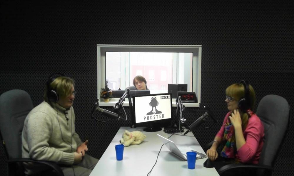 Михаил Виноградов в передаче Black&White