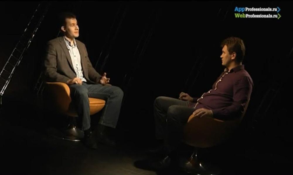Александр Арабей в передаче Цифровые истории