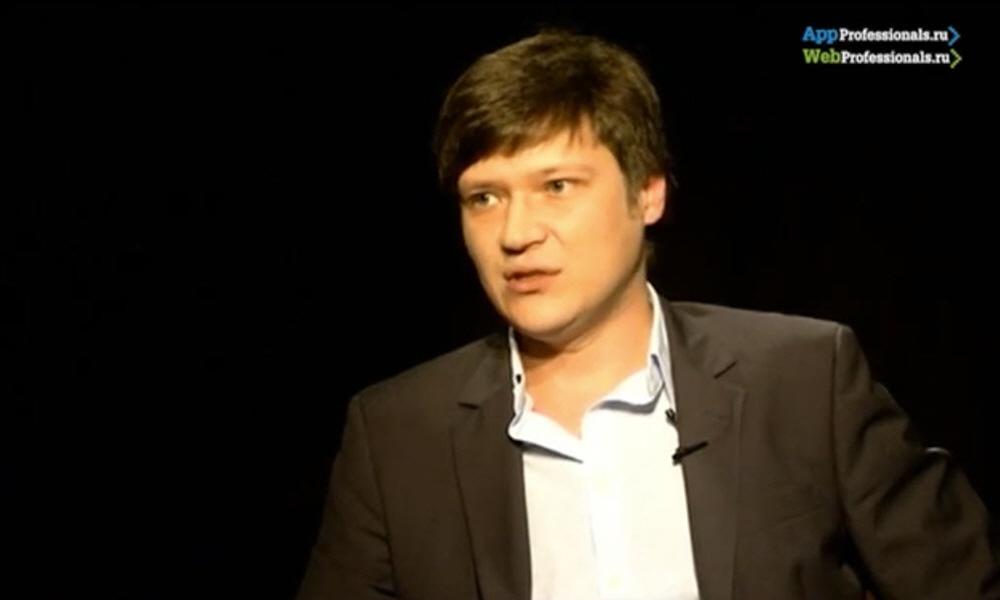 Игорь Заботин - стартап-менеджер