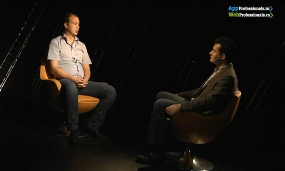 Михаил Вавилов в передаче Цифровые истории