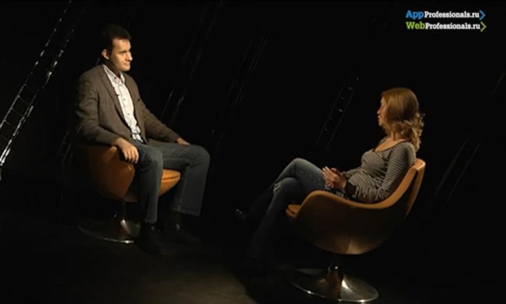 Татьяна Чернова о кухне игровой индустрии в передаче Цифровые истории