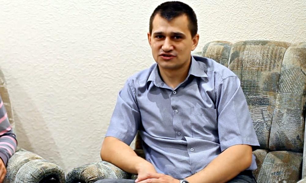 Валерий Габов - тренер, директор Института Современного НЛП в Новосибирске