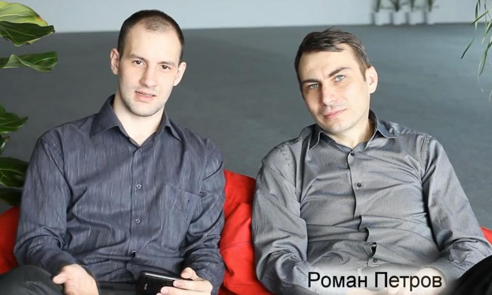 Роман Петров в передаче City Inside