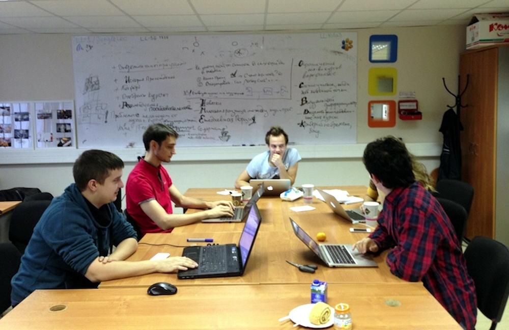 Как собрать людей в стартап