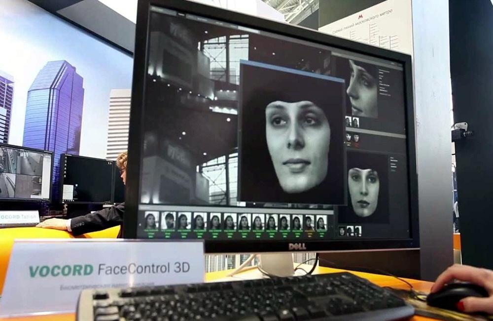 Новейшая система распознавания лиц