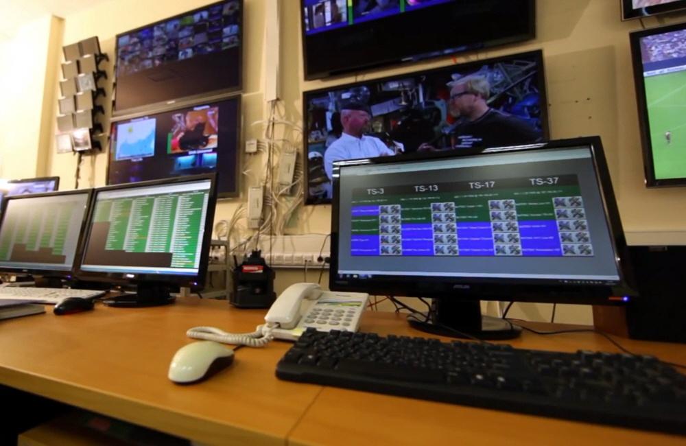 Российские телевизионные технологии