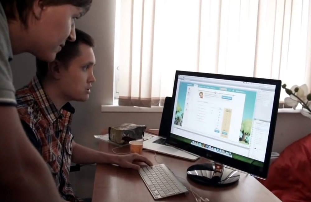 Создание интернет-сервиса по обучению английскому языку в игровой форме