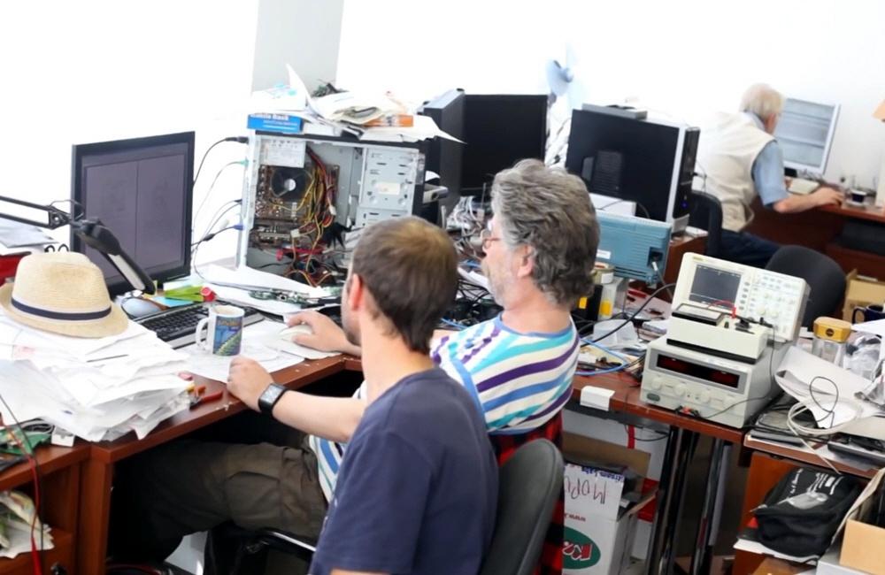 Создать бизнес по внедрению компьютерной графики в телевидение