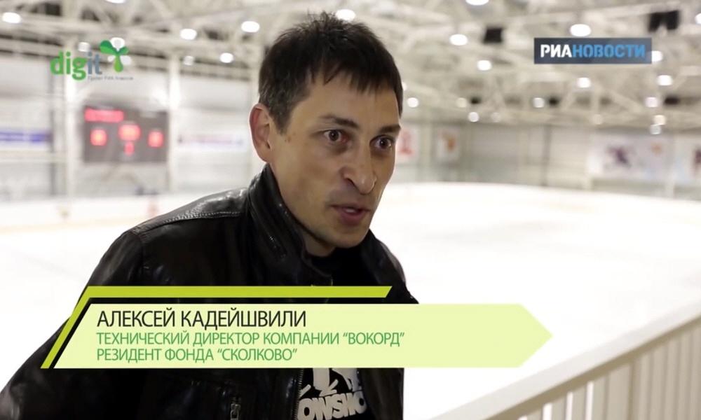 Алексей Кадейшвили в передаче Стартовый капитал. Дело техники