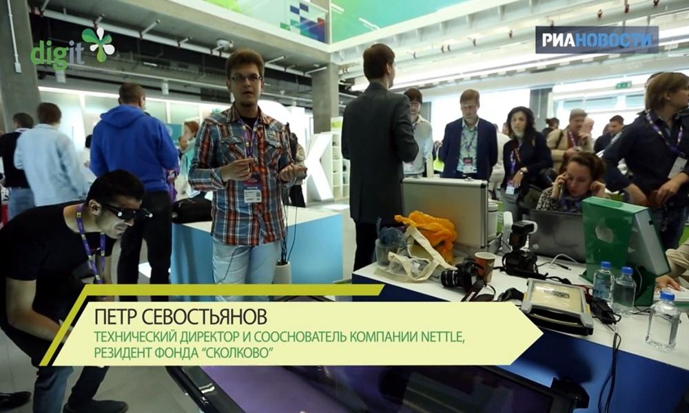 Пётр Севостьянов - сооснователь и технический директор компании Nettle