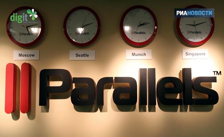 Компания Parallels в передаче Стартовый капитал. Дело техники