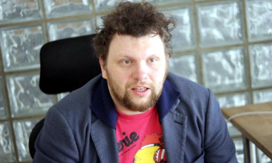 Виталий Быков - генеральный директор Креативного агентства Red Keds