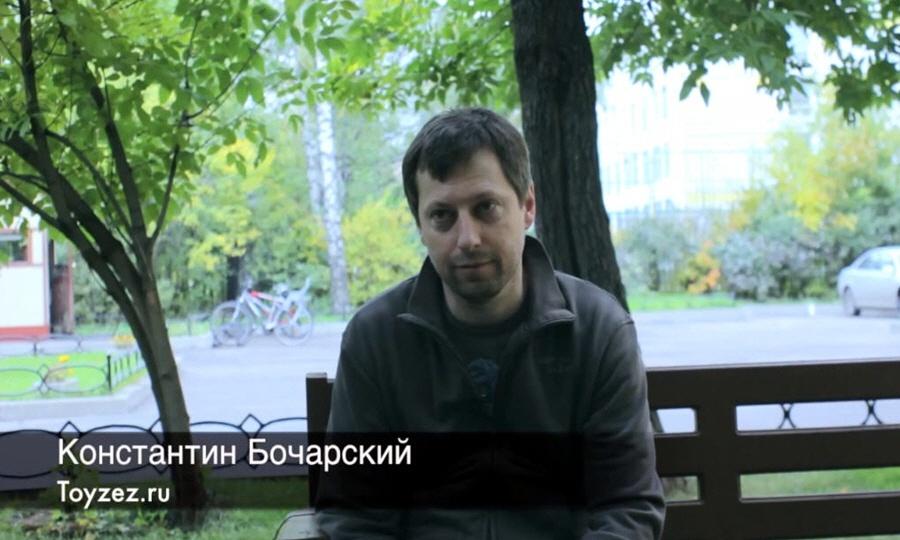 Константин Бочарский - владелец интернет-магазина Toyzez