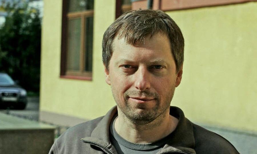 Константин Бочарский - редактор блока Перспективы в журнале Секрет Фирмы