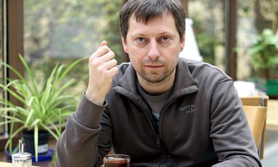 Константин Бочарский в передаче Digital Nation