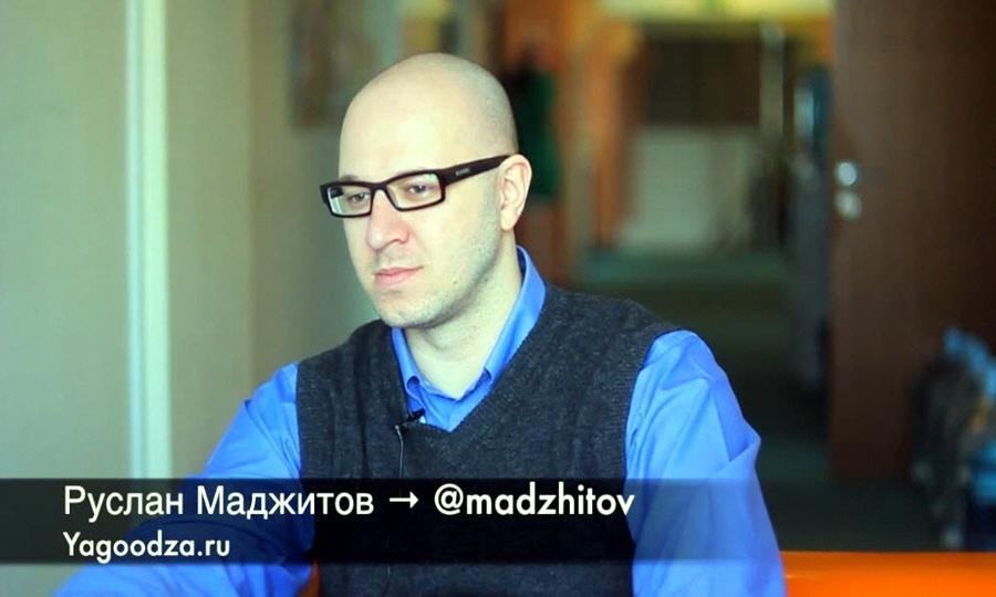 Руслан Маджитов в передаче Digital Nation