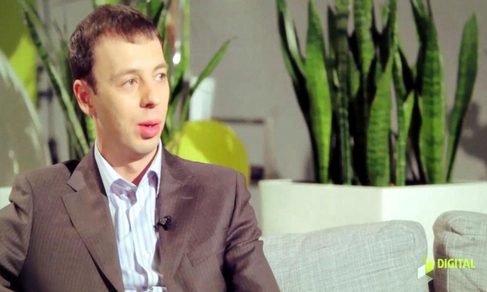 Алексей Басов венчурный инвестор сооснователь и генеральный директор ряда интернет-компаний Digital Yoga