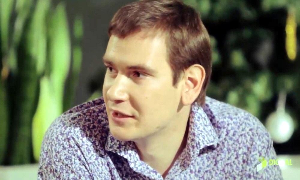 Артём Яманов старший вице-президент ТКС Банка Digital Yoga