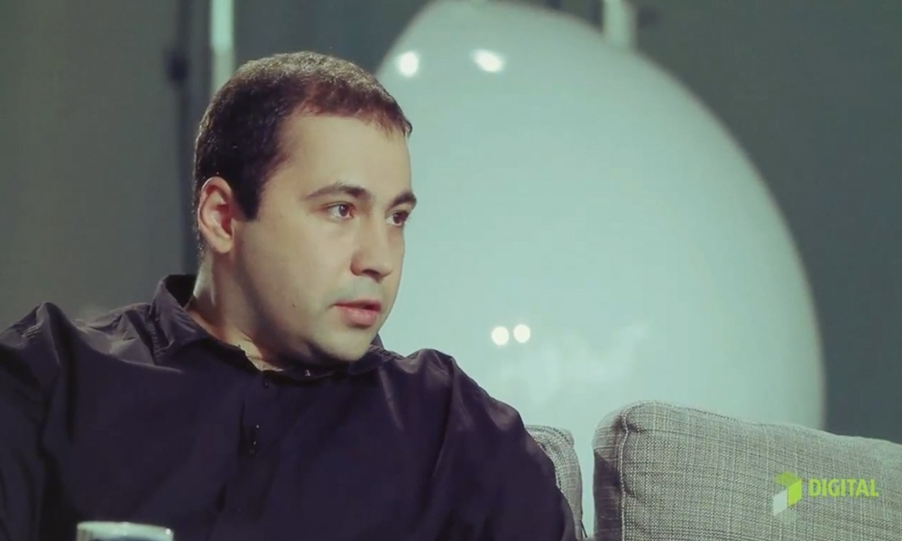 Давид Петросян-Мкервали региональный менеджер представительства TradeDoubler в России Digital Yoga