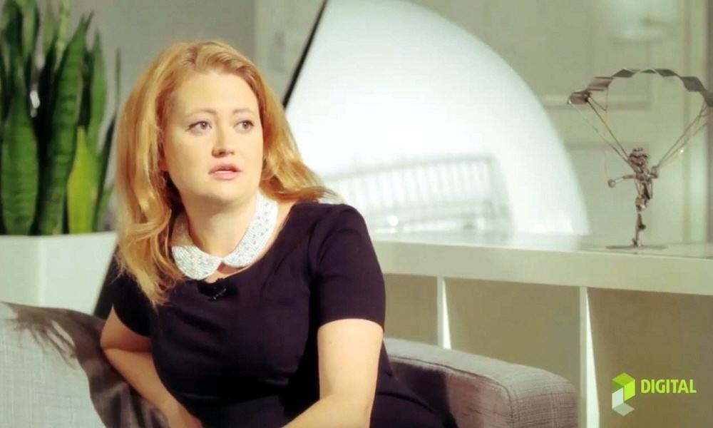 Наталья Мороз генеральный директор компании Amarena Digital Yoga