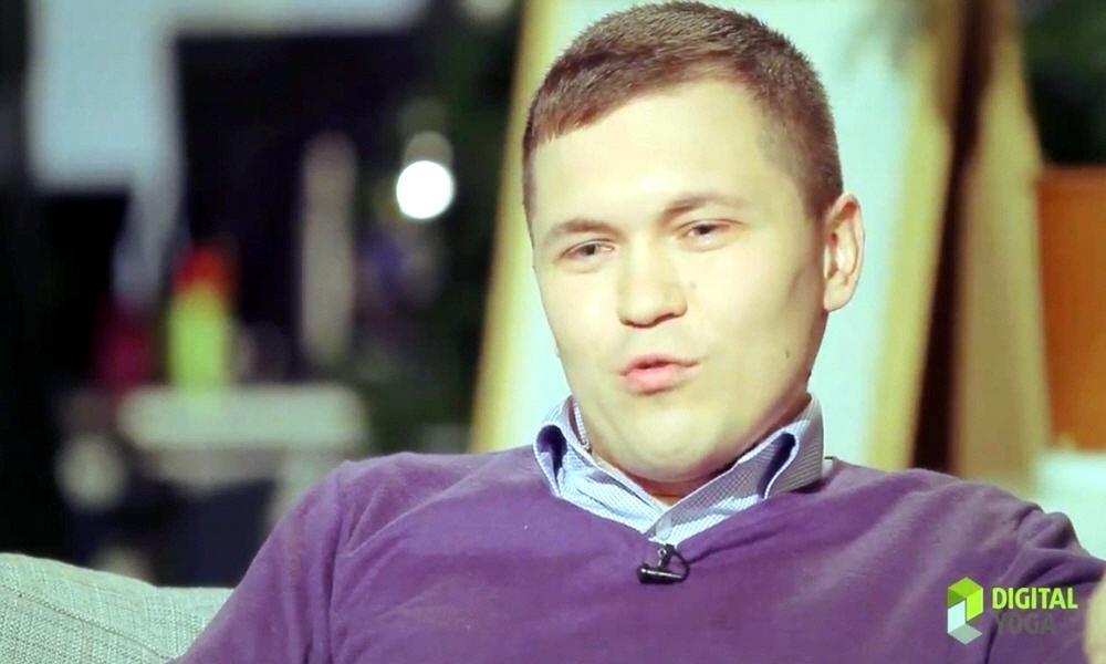 Сергей Куликов менеджер по онлайн-рекламе e5.ру Digital Yoga