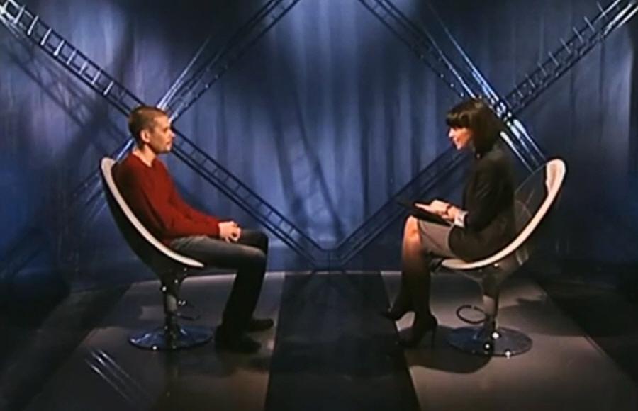 Алексей Клименко в передаче Есть Идея