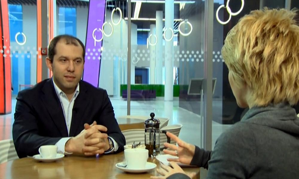 Александр Тимофеев в программе Формула бизнеса