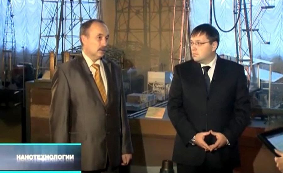 Валерий Николаев и Евгений Николаев в программе Формула бизнеса