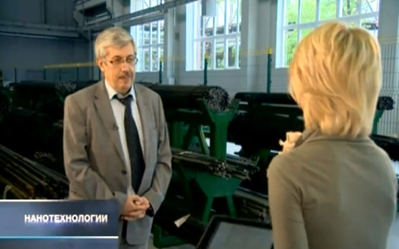Владимир Кутергин в программе Формула бизнеса
