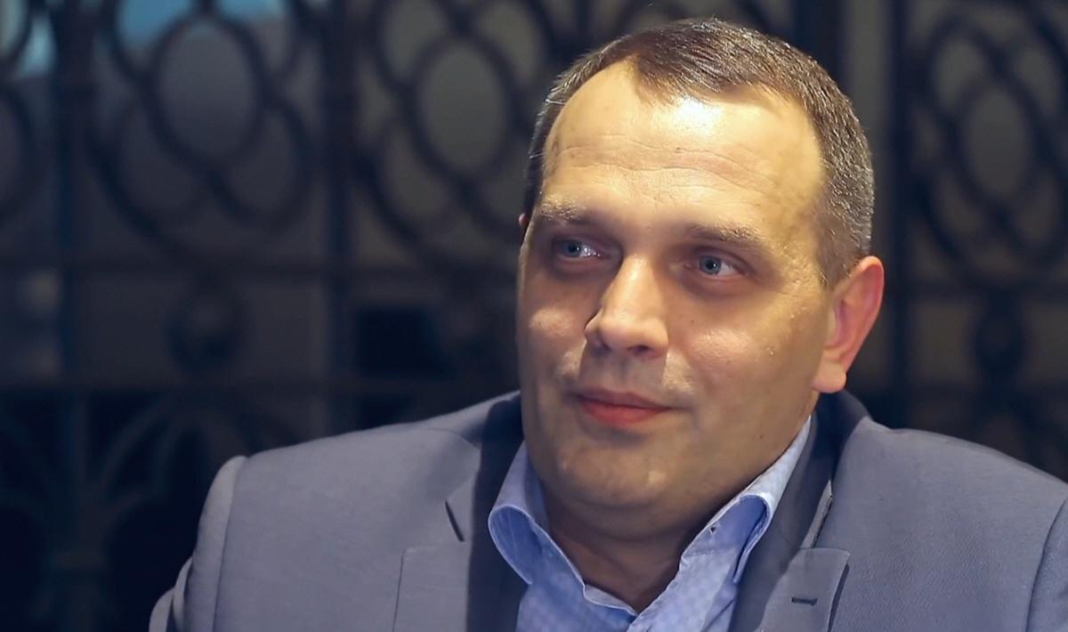 Василий Гончаров - директор алкогольного завода КиН