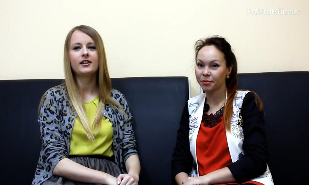 Ольга Токмакова в программе Хобби на миллион