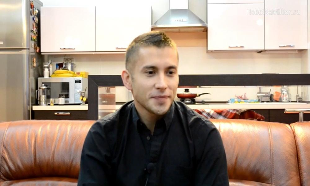 Павел Самойлов - основатель лаборатории танцев PASHA-2309