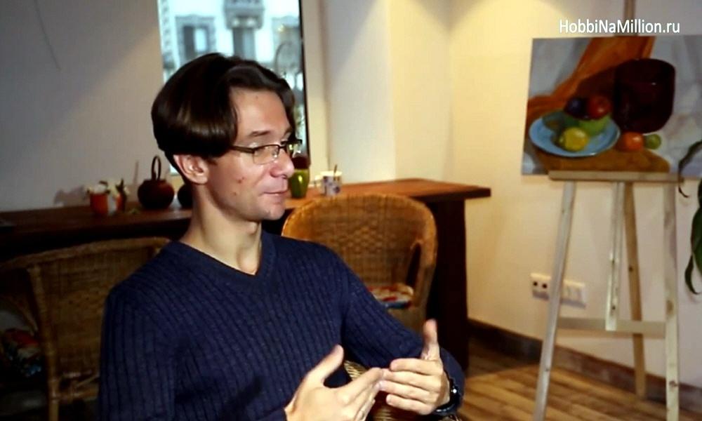 Руслан Краснов - владелец видео студии RED