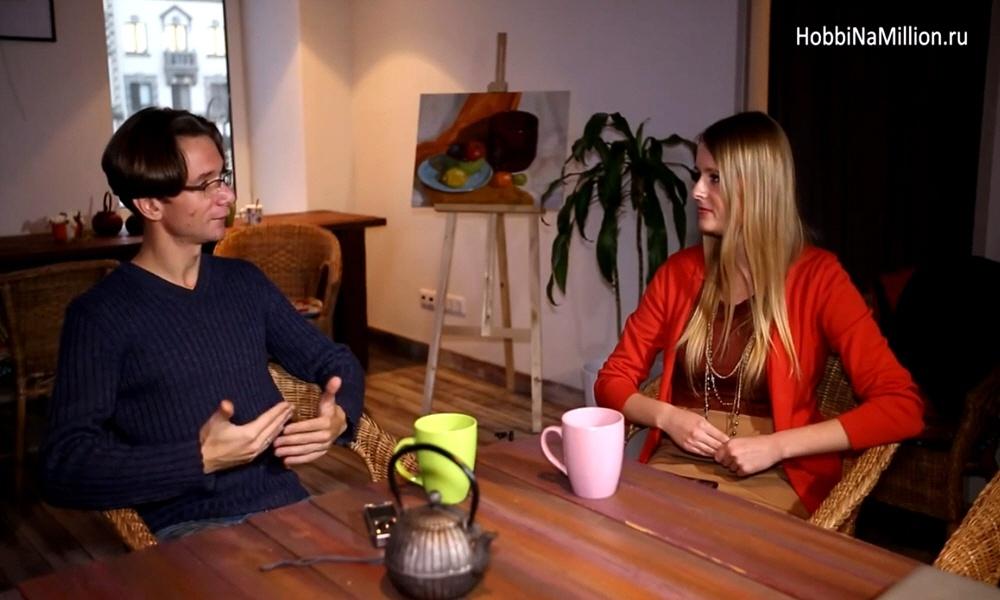 Руслан Краснов автор блога Бизнес для творческих людей