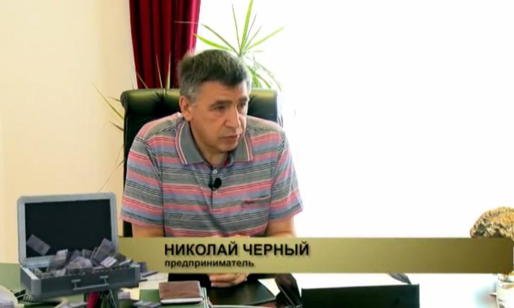 Николай Чёрный - владелец холдинга Agro Management Group