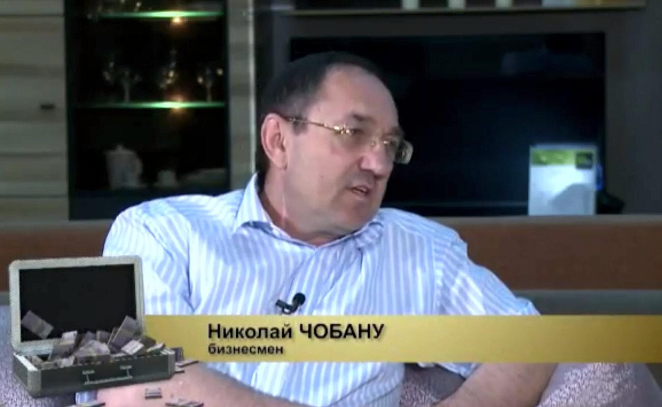 Николай Чобану - основатель мебельной компании ANTURAJ