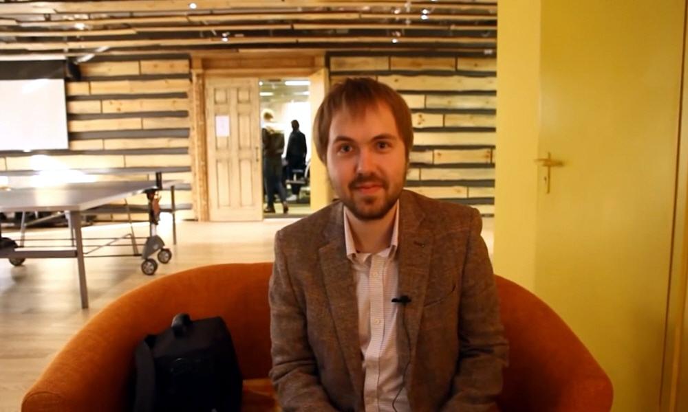 Валентин Петухов в программе Intervista