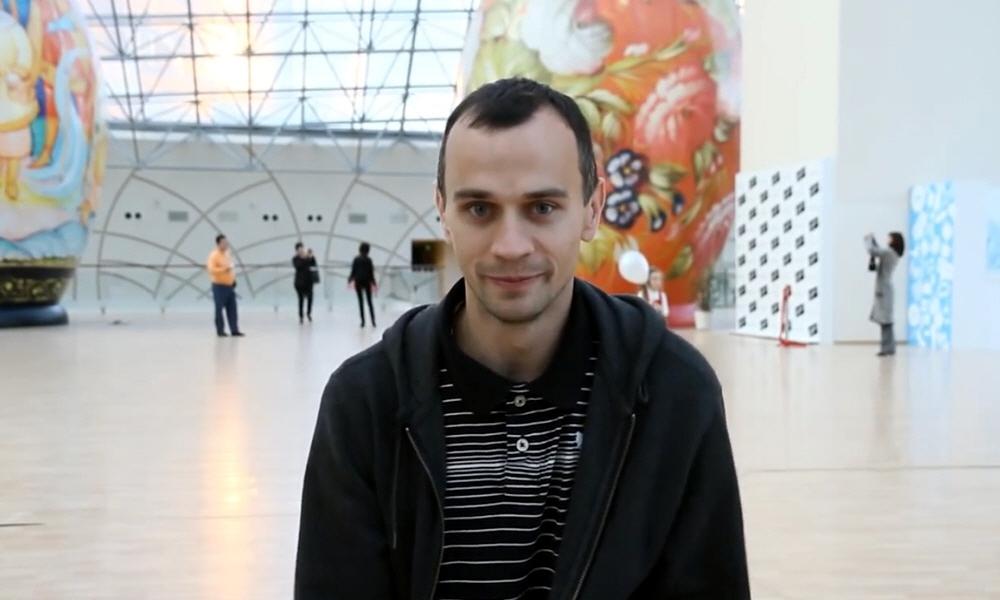 Олег Осаенко в программе Intervista