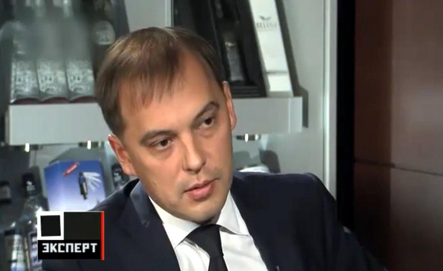 Алкогольный бизнес в России Александр Мечетин на телеканале Эксперт