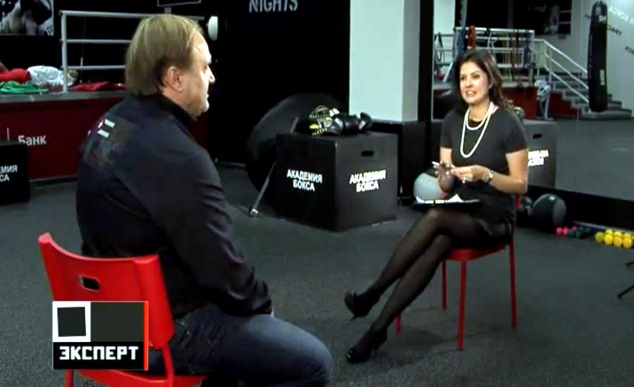 Владимир Хрюнов на телеканале Эксперт
