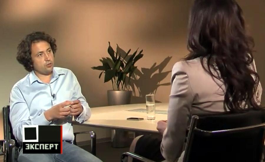 Как построить многомиллиардную компанию в россии Максим Ноготков на телеканале Эксперт