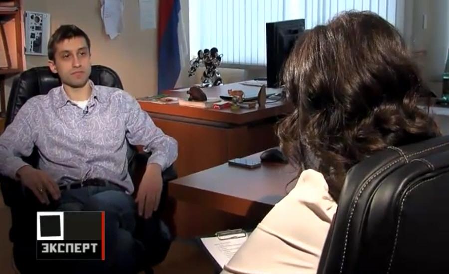 Михаил Уколов - идеолог создатель и управляющий партнёр проекта Мегаплан
