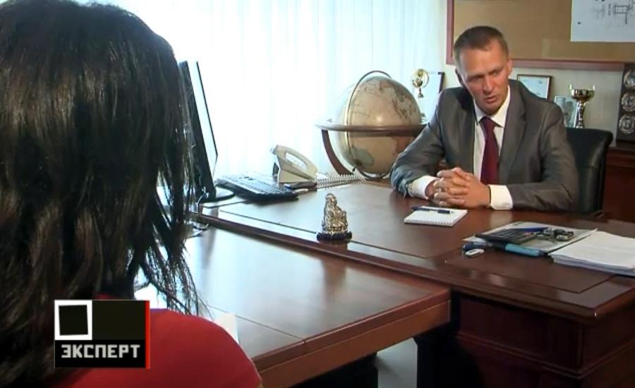Кровельный бизнес в России Сергей Колесников на телеканале Эксперт