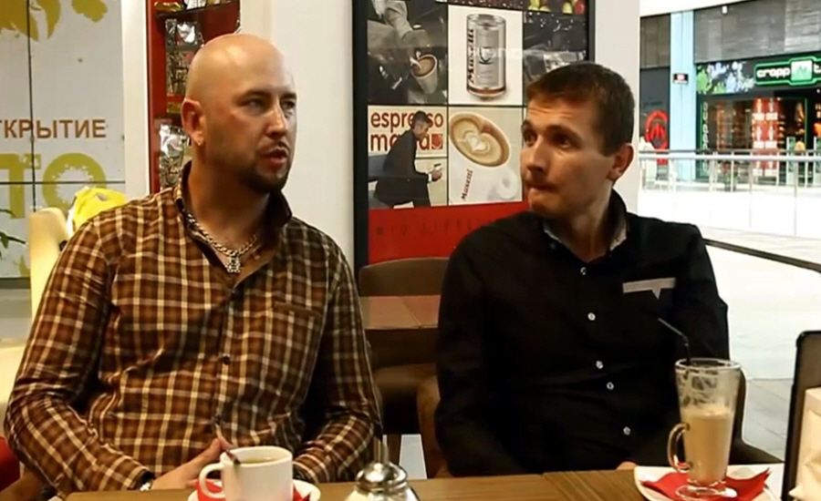 Андрей Гук ведущий эксперт и сооснователь школы Бизнес-Старт Из грязи в Князи