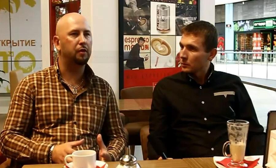 Андрей Гук и Олег Александров Из грязи в Князи