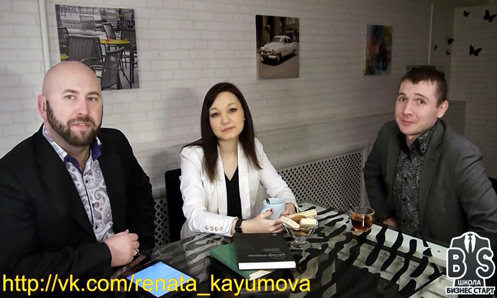 Рената Каюмова в передаче Из грязи в Князи
