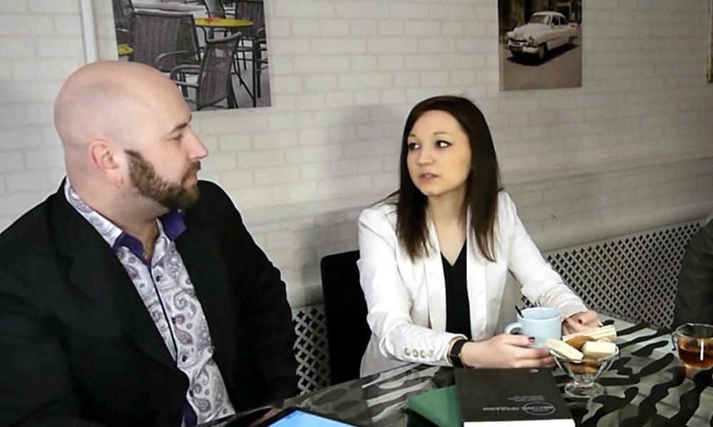 Рената Каюмова - основательница и генеральный директор пиар агенства RenaMedia Agency