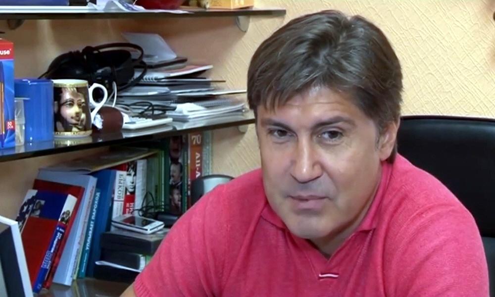 Дмитрий Хохлов в цикле интервью Я - Предприниматель